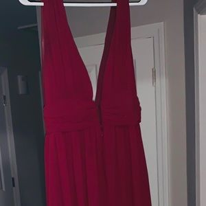 Bridesmaid dress, size M